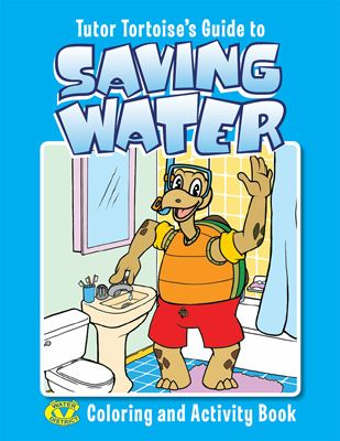 Tutor Tortoise's guide to Saving Water