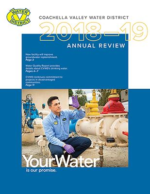 CVWD Annual Review 2018-2019