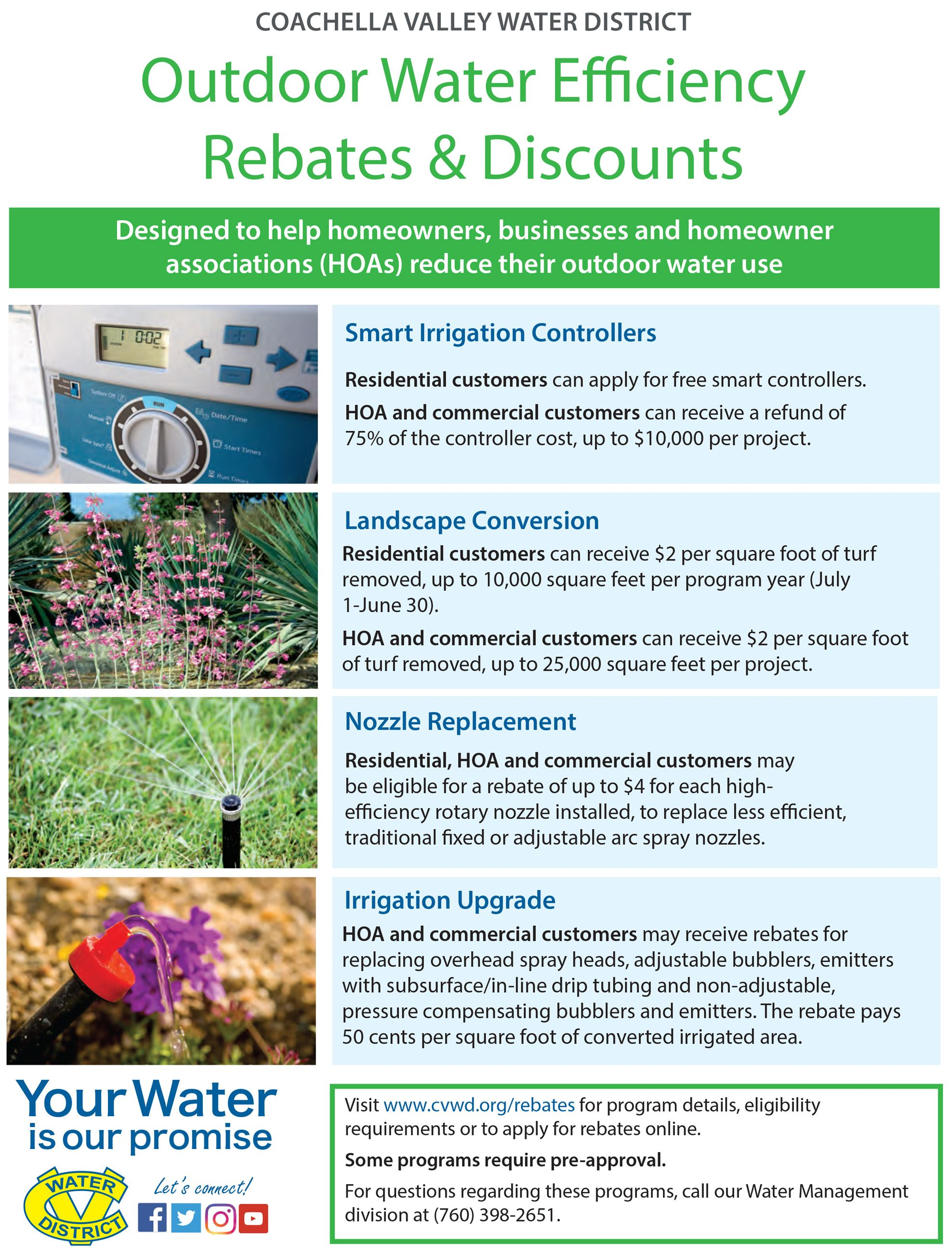 Landscape Rebates and Discounts Flyer 2020-1 Opens in new window