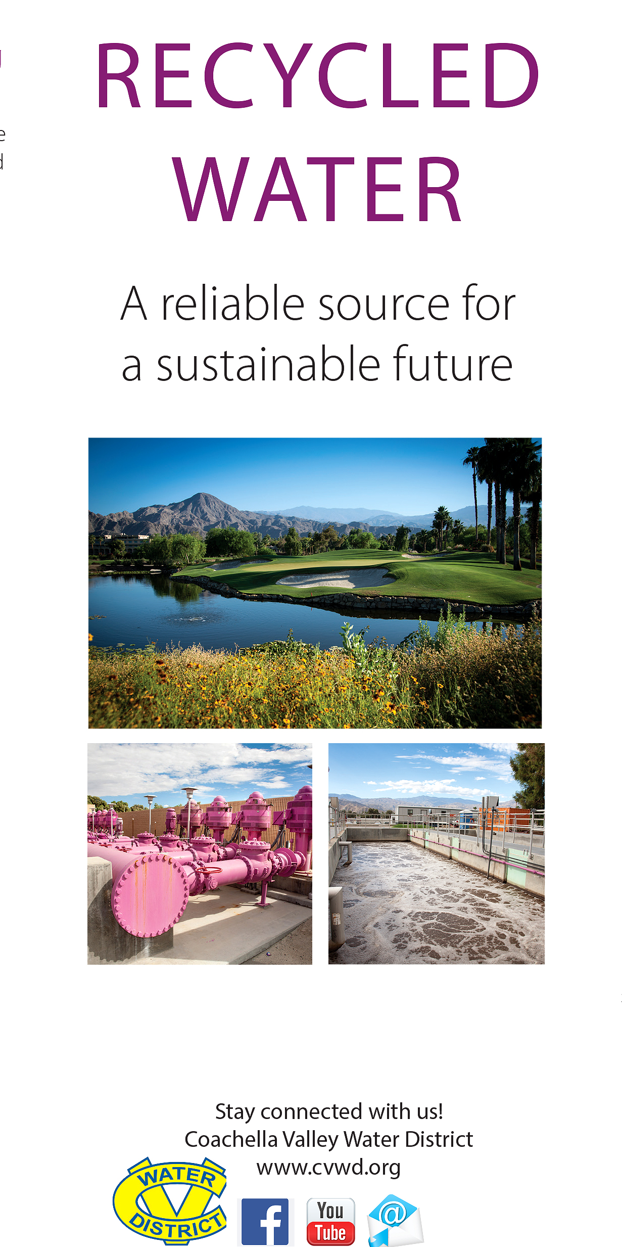 Recycled Water Brochure image