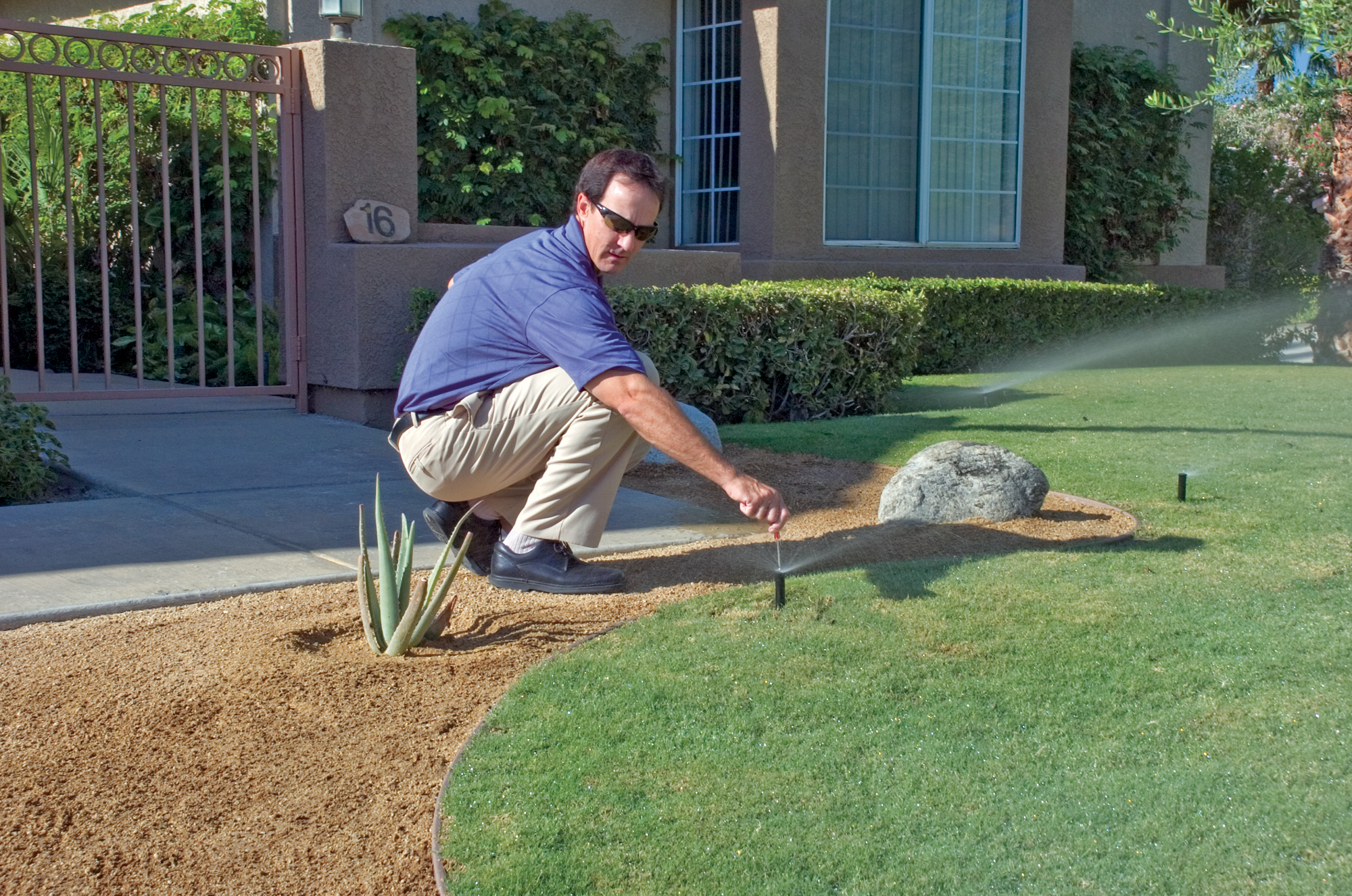 10 - Maintain Your Irrigation System