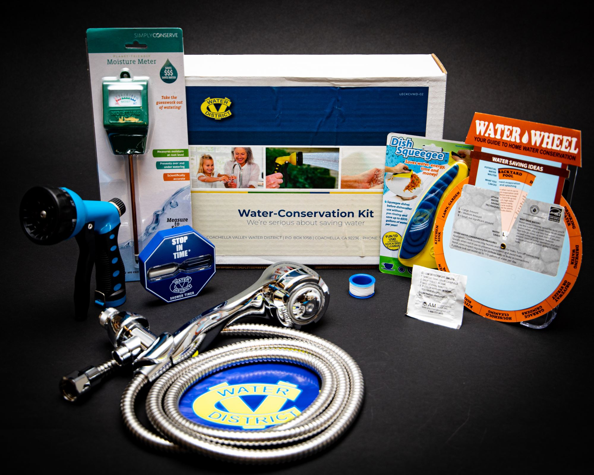 Indoor Water Conservation Kit 2020